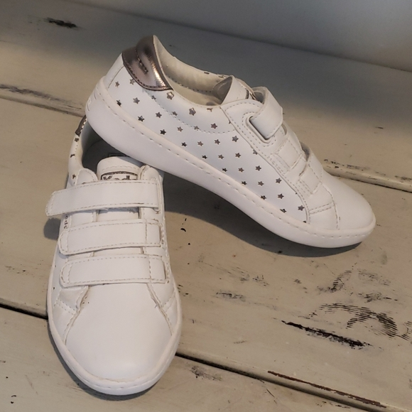 Keds Shoes | Keds White Velcro With
